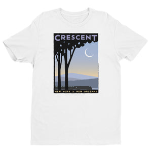 Crescent (NYC to New Orleans) T-shirt