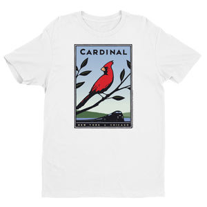 Cardinal (NYC to Chicago) T-shirt