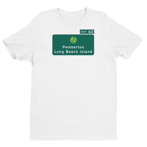 Pemberton / Long Beach Island (Exit 63) T-Shirt