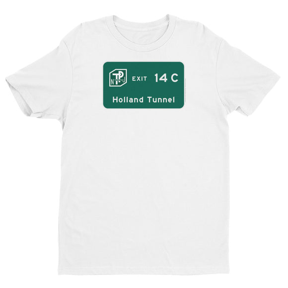 Holland Tunnel (Exit 14C) T-Shirt