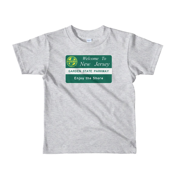 Welcome to New Jersey Toddler T-shirt