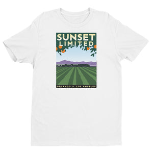 Sunset Limited (Orlando to LA) T-shirt