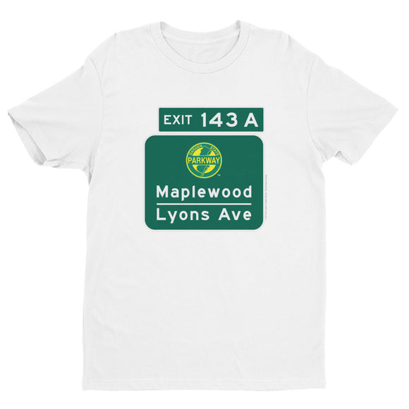 Maplewood / Lyons Avenue / Exit 143A T-shirt