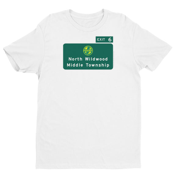 North Wildwood / Middle Township (Exit 6) T-Shirt