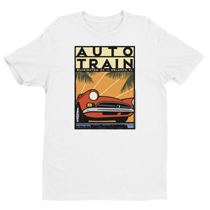 Auto Train (DC to Orlando) T-shirt