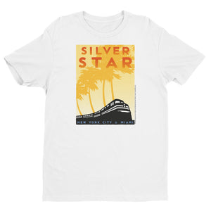 Silver Star (NYC to Miami) T-shirt