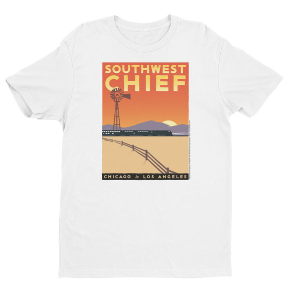Southwest Chief (Chicago to LA) T-shirt