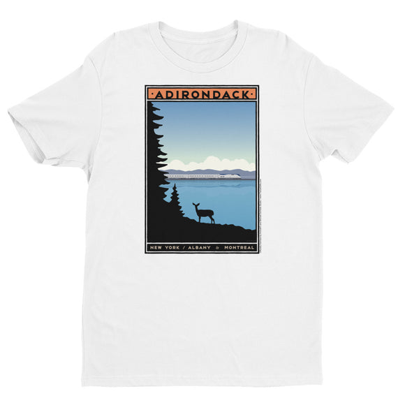 Adirondack (NYC to Albany) T-shirt