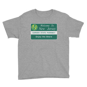 Welcome to New Jersey Youth T-Shirt
