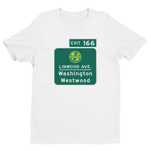Linwood / Washington / Westwood / Exit 166 T-shirt