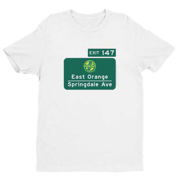 East Orange / Springdale Avenue / Exit 147 T-shirt