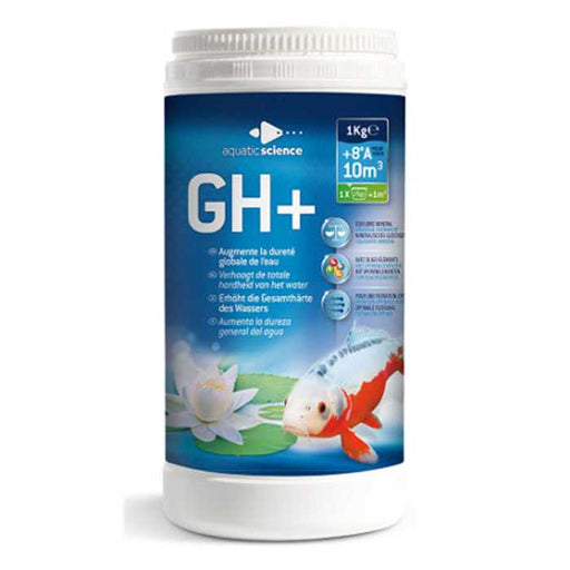 Aquatic Science Qualité d'eau GH+ NEO 15 KG AQUATIC SCIENCES - Pour remonter le GH+ facilement 5425009252512 NEOGHP015B