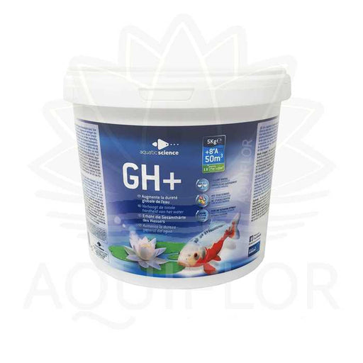 Aquatic Science Qualité d'eau GH+ NEO 5 KG AQUATIC SCIENCES 5425009252529 NEOGHP005B