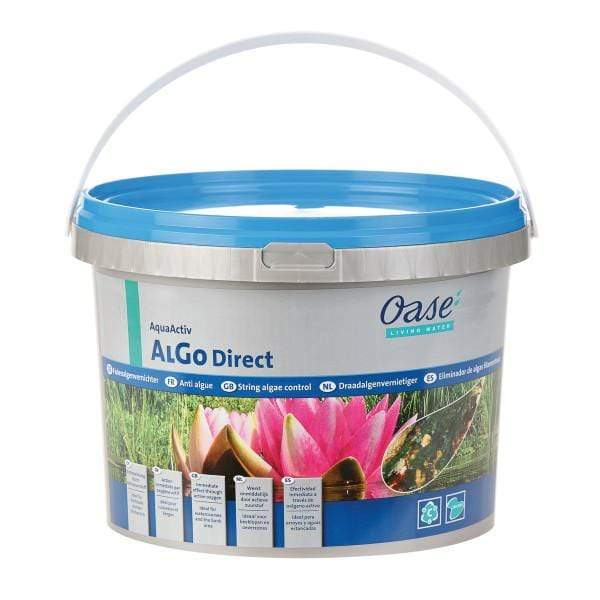 Oase Living Water Traitements AquaActiv AlGo Direct 5L - Bassin & Piscine 4010052505497 50549