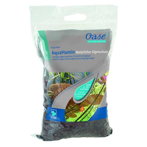 Oase Living Water Algues AquaActiv AquaHumin - Tourbe de bassin 10L - Oase 4010052537597 53759