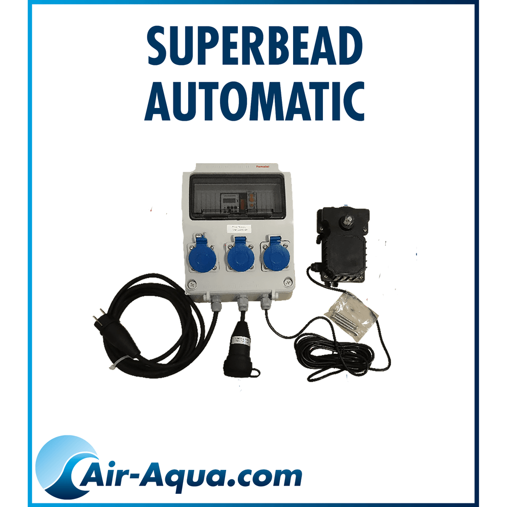 Superbead Filtres à douche SuperBead Automatic 8717591050926