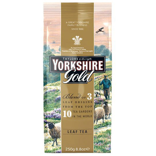 Yorkshire Gold Loose 250g