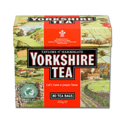 Yorkshire Red 80ct Bags