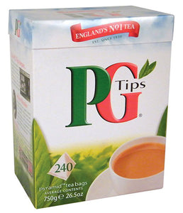 PG Tips 240ct Bags