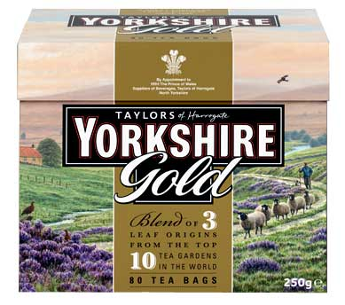 Yorkshire Gold 80ct Bags