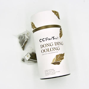 CC Fine Tea Dong Ding Oolong Sachets 15ct