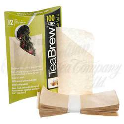 TeaBrew Filter Bags #2 100ct