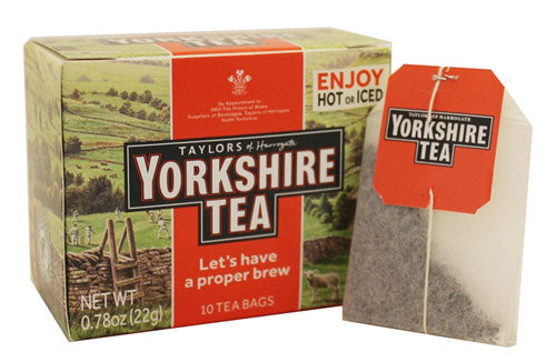 Yorkshire Red 10ct Bags