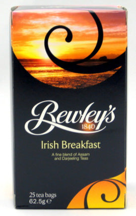 Bewley's Irish Breakfast 25ct bags
