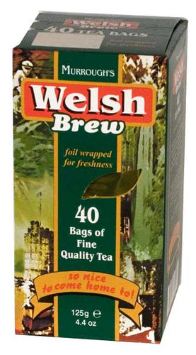 Murrough's Welsh Brew 40ct Bags