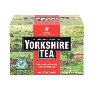 Yorkshire Red 160ct Bags