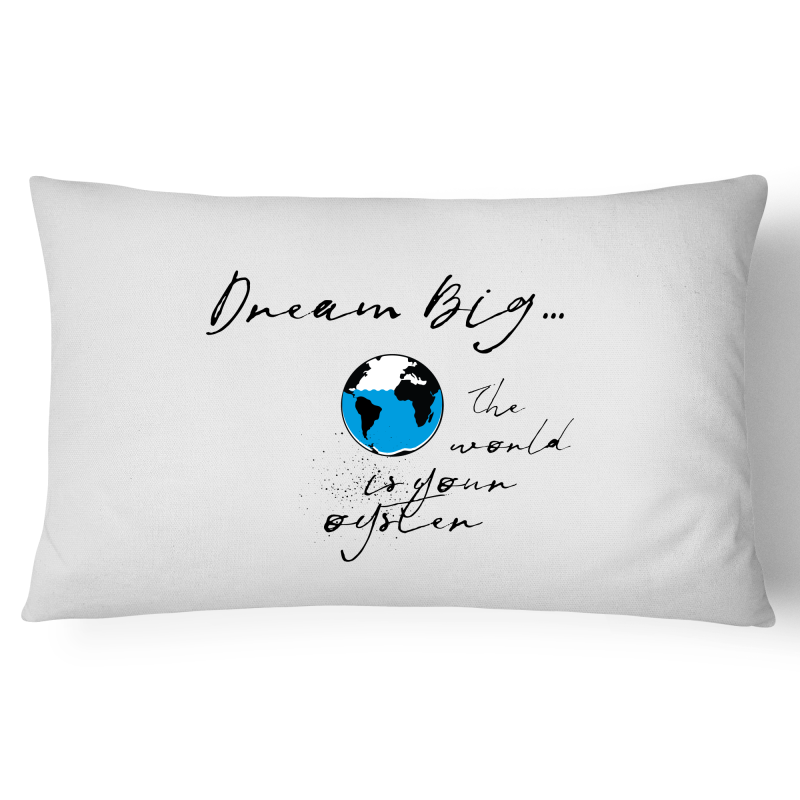 DREAMER Pillowcase - 100% Cotton