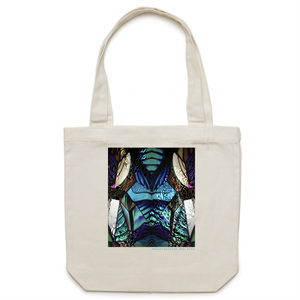 REFLECTIONS Canvas Tote