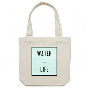 FLOW Canvas Bag