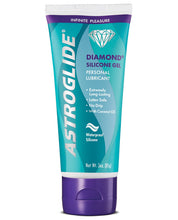 Astroglide Diamond Silicone Gel Lubricant - 3 Oz Bottle