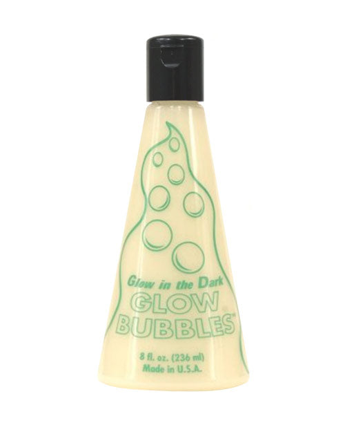 Glow Bubbles - 8 Oz Green