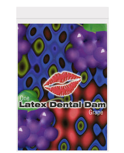 Latex Dental Dam - Grape