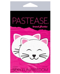 Pastease Cat - White O-s