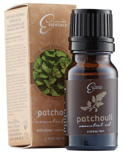 Earthly Body Pure Essential Oils - .34 Oz Patchouli