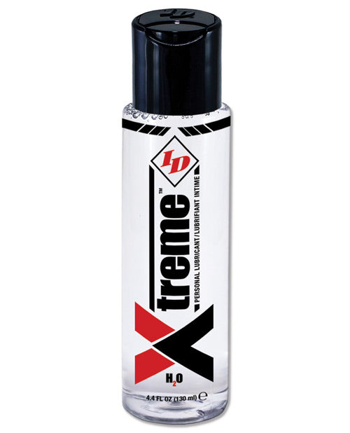 Id Xtreme Waterbased Lubricant - 4.4 Oz Bottle