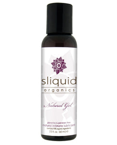 Sliquid Organics Natural Gel - 2 Oz