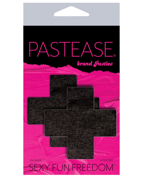 Pastease Plus X Liquid Cross - Black O-s