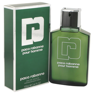 PACO RABANNE by Paco Rabanne Eau De Toilette Spray 3.4 oz for Men