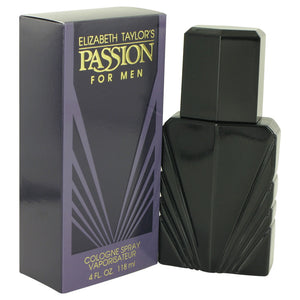 PASSION by Elizabeth Taylor Cologne Spray 4 oz for Men
