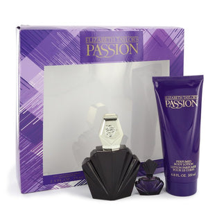 PASSION by Elizabeth Taylor Gift Set -- for Women