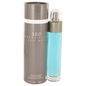 perry ellis 360 by Perry Ellis Eau De Toilette Spray 1.7 oz for Men