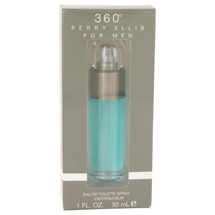 perry ellis 360 by Perry Ellis Eau De Toilette Spray 1 oz for Men