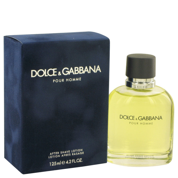 DOLCE & GABBANA by Dolce & Gabbana After Shave 4.2 oz for Men