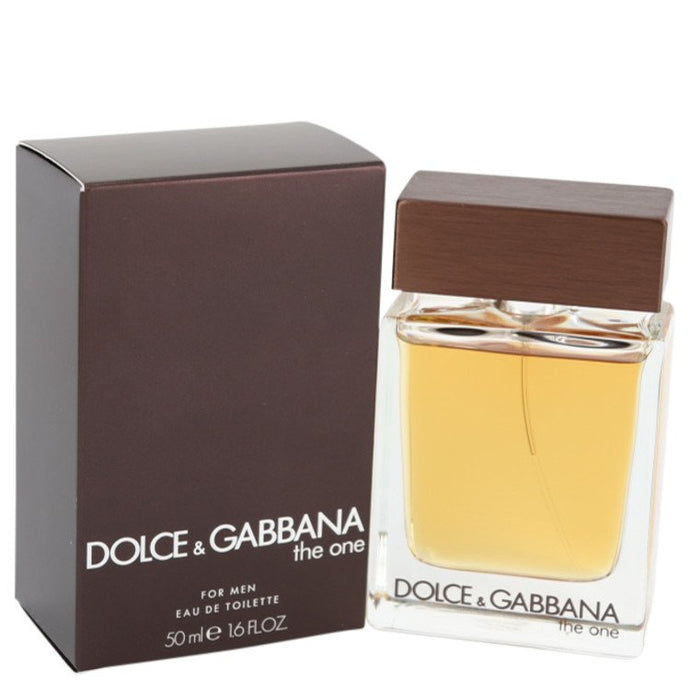 The One by Dolce & Gabbana Eau De Toilette Spray 1.6 oz for Men