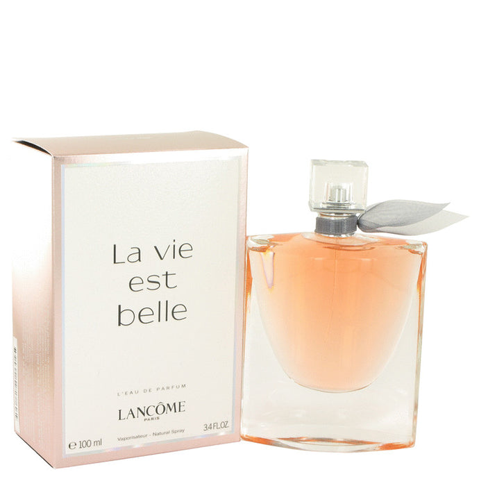 La Vie Est Belle by Lancome Eau De Parfum Spray 3.4 oz for Women