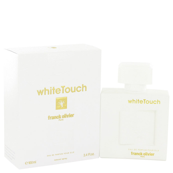 White Touch by Franck Olivier Eau De Parfum Spray 3.3 oz for Women